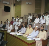Corporate Training Program in Institute of Management Sciences Peshawar